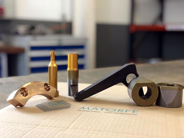 matriceria, moldes y utillajes para el mecanizado